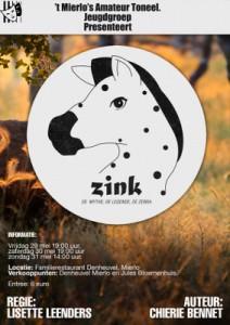 zink de zebra Poster A0 (1)-001